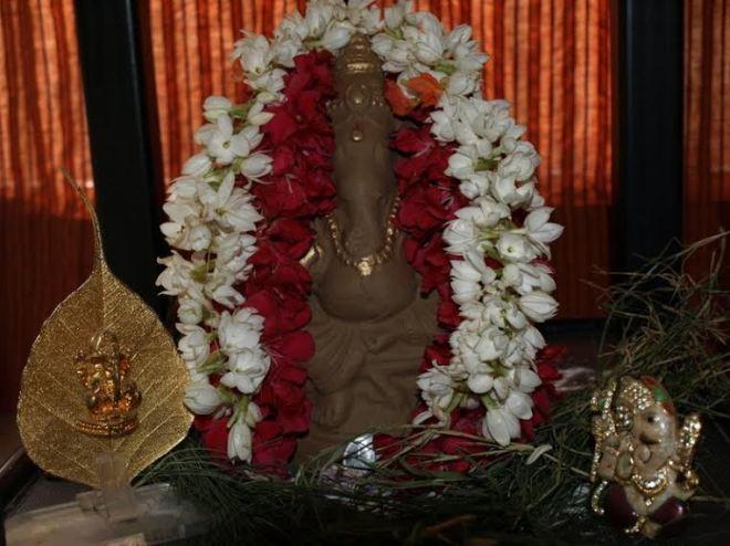 Vinayaka Chaturthi 2012, Bangalore. Photo by Sharadha