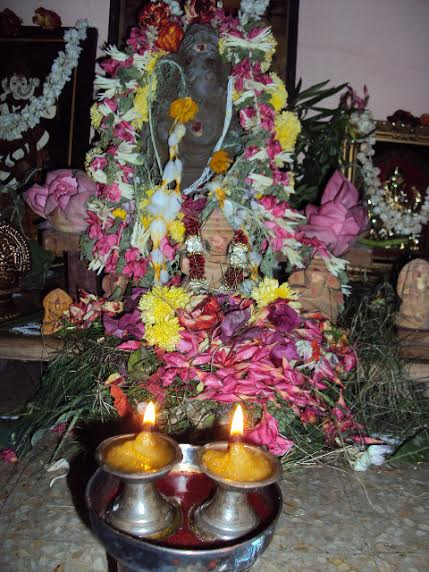 Vinayaka Chaturthi, 2011. Chennai. Photo by Srivalli
