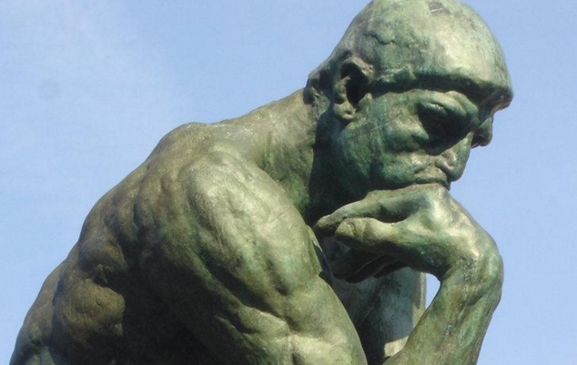 Thinking Man - Rodin