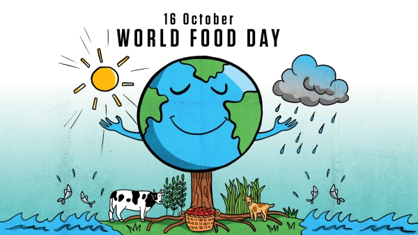 Image result for world food day 2019 theme