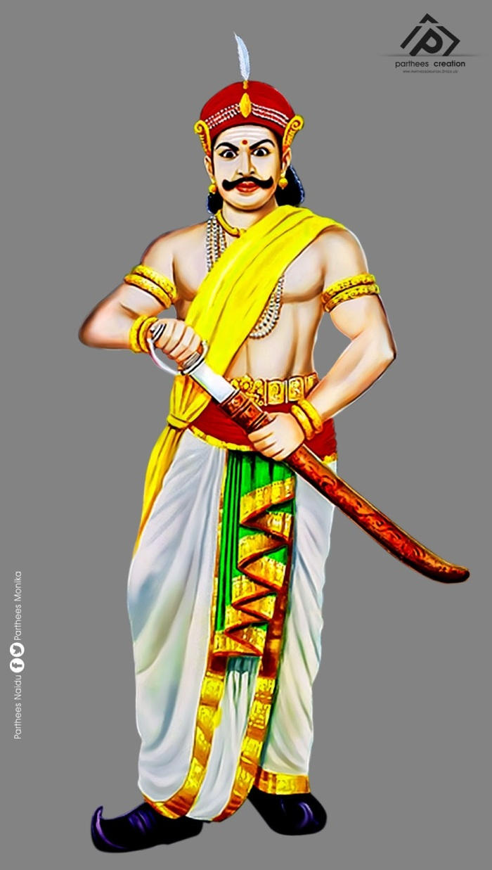 Image result for Veerapandiya Kattabomman
