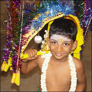 Image result for significance of thaipusam""